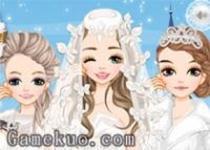 新娘和伴娘換裝