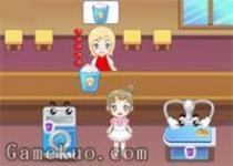 女生經營洗衣店2