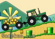 超級瑪莉歐拖拉機3