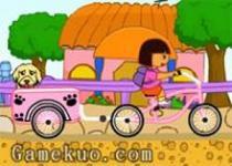 Dora送寵物回家