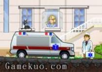 緊急救護車