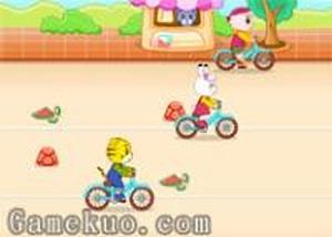 巧虎自行車比賽