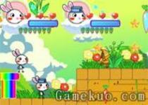 彩虹兔4雙人無敵版