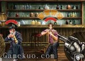 西部牛仔槍戰