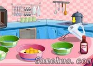 做檸檬蛋糕