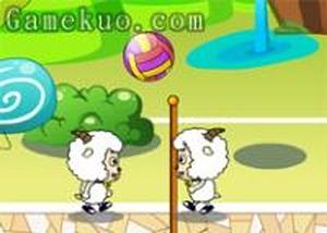 喜羊羊熱血排球