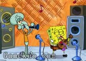 海綿寶寶章魚哥樂團