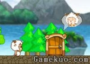 喜羊羊拯救懶羊羊