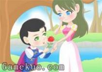 王子和公主求婚