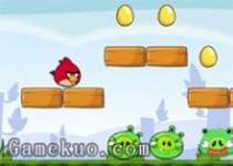 憤怒鳥收集金蛋
