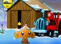 逗小猴開心聖誕版