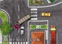 大卡車司機停車3