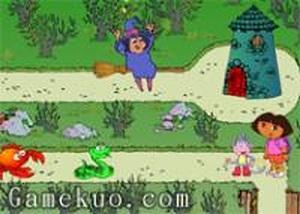 Dora救王子
