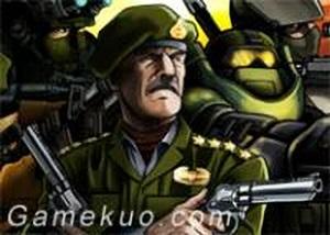 戰火英雄2中文無敵版