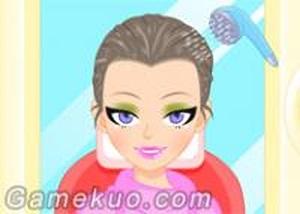 女生髮型設計