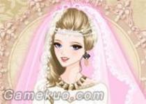 公主婚禮換裝