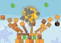 憤怒鳥炸綠豬2