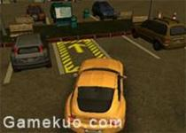 3D停車場停車2