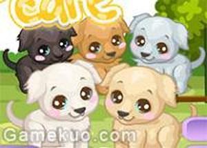 寵物拉布拉多幼犬