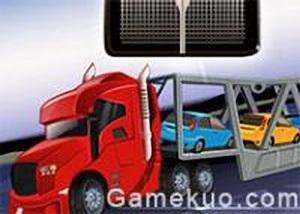 運輸汽車的大卡車4