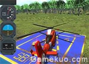 直升機救援任務