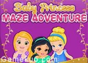 公主迷宮探險