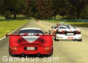 3D競速飆車大賽2