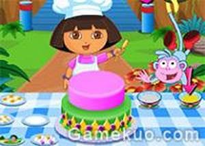 朵拉的大蛋糕