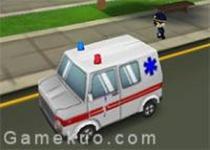 3D救護車