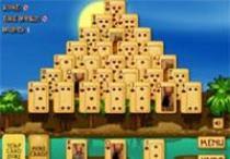 金字塔接龍