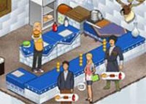 女生漢堡店4