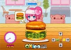亞夢經營漢堡店
