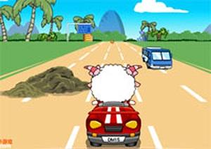 美羊羊卡丁車