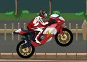 超級摩托車手