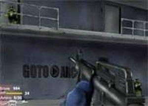 CS反恐精英射擊