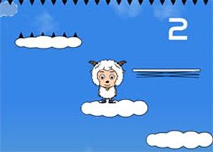 喜羊羊挑戰100層