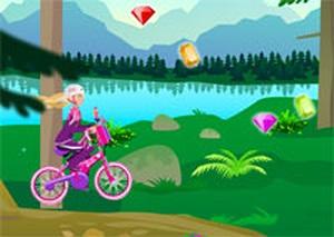 芭比自行車