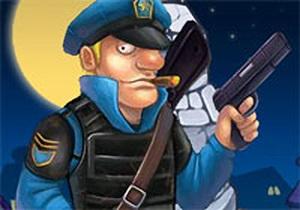 警察大戰殭屍