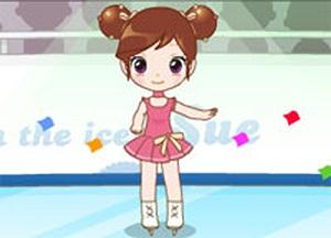 阿Sue 滑冰