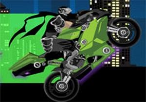 忍者摩托車