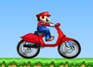超級瑪莉越野摩托