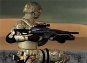 沙漠槍戰2