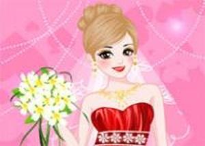 美女時尚婚紗