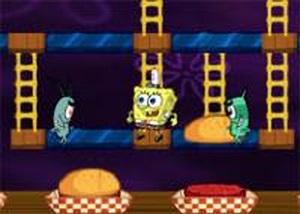 海綿寶寶美味蟹堡大作戰