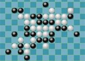高級五子棋