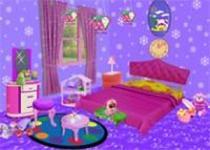 佈置嬰兒房間