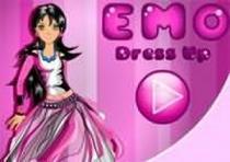EMO女孩裝扮