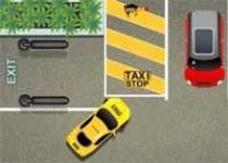 計程車停車