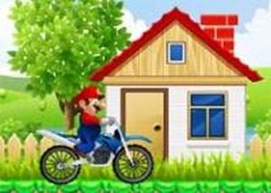 新瑪莉歐越野摩托車