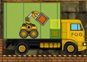 卡車裝載機